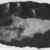 <em>Fragmentary Heavy Implement</em>, ca. 3100-2170 B.C.E. Dark gray chert, 2 3/4 x 15/16 x 4 5/8 in. (7 x 2.4 x 11.7 cm). Brooklyn Museum, Charles Edwin Wilbour Fund, 07.447.965. Creative Commons-BY (Photo: , CUR.07.447.965_NegID_07.447.965_GRPA_print_cropped_bw.jpg)