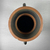 Greek. <em>Black-Figure Amphora</em>, late 6th century B.C.E. Clay, slip, 9 5/8 × Diam. 6 in. (24.5 × 15.3 cm). Brooklyn Museum, Gift of Robert B. Woodward, 09.35. Creative Commons-BY (Photo: Brooklyn Museum, CUR.09.35_view10.jpg.jpg)