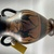 Greek. <em>Black-Figure Amphora</em>, ca. 500 B.C.E. Clay, slip, 9 1/4 × Diam. 5 11/16 in. (23.5 × 14.5 cm). Brooklyn Museum, Gift of Robert B. Woodward, 09.5. Creative Commons-BY (Photo: Brooklyn Museum, CUR.09.5_view03.jpg)