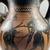 Greek. <em>Black-Figure Amphora</em>, ca. 500 B.C.E. Clay, slip, 9 1/4 × Diam. 5 11/16 in. (23.5 × 14.5 cm). Brooklyn Museum, Gift of Robert B. Woodward, 09.5. Creative Commons-BY (Photo: Brooklyn Museum, CUR.09.5_view12.jpg)