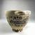 Greek. <em>Skyphos or Kotyle</em>, 6th century B.C.E. Clay, slip, 3 15/16 × 4 5/8 × 7 5/16 in. (10 × 11.8 × 18.5 cm). Brooklyn Museum, Gift of Robert B. Woodward, 09.875. Creative Commons-BY (Photo: Brooklyn Museum, CUR.09.875_view02.jpg)