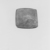 <em>Quadrangular Palette</em>, ca. 4400-3100 B.C.E. Slate, malachite, 3 7/16 × 3 1/4 in. (8.7 × 8.3 cm). Brooklyn Museum, Charles Edwin Wilbour Fund, 09.889.194. Creative Commons-BY (Photo: , CUR.09.889.194_Neg07.447.600GRP_A_print_cropped_bw.jpg)