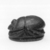 <em>Ovoid Shaped Scarab</em>, ca. 945-712 B.C.E., or later. Stone, 5/8 x 13/16 x 1 1/16 in. (1.6 x 2.1 x 2.7 cm). Brooklyn Museum, Charles Edwin Wilbour Fund, 09.889.836. Creative Commons-BY (Photo: , CUR.09.889.836_NegID_09.889.936GRPC_print_cropped_bw.jpg)