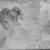 Roman. <em>Part of a Fresco</em>, 5th century C.E. Clay, paint, 11 9/16 x 15 9/16 in. (29.3 x 39.5 cm). Brooklyn Museum, Ella C. Woodward Memorial Fund, 11.30 (Photo: , CUR.11.30_NegB_print_bw.jpg)