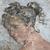 <em>Part of a Fresco</em>, early 19th century C.E. Clay, paint, 12 3/8 × 1 3/4 × 15 15/16 in. (31.5 × 4.5 × 40.5 cm). Brooklyn Museum, Ella C. Woodward Memorial Fund, 11.30 (Photo: Brooklyn Museum, CUR.11.30_detail01.jpg)