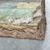 <em>Part of a Fresco</em>, early 19th century C.E. Clay, paint, 12 3/8 × 1 3/4 × 15 15/16 in. (31.5 × 4.5 × 40.5 cm). Brooklyn Museum, Ella C. Woodward Memorial Fund, 11.30 (Photo: Brooklyn Museum, CUR.11.30_detail04.jpg)