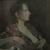 Samuel Isham (American, 1855-1914). <em>The Lilac Kimono</em>, ca. 1895-1900. Oil on canvas, 23 11/16 x 37 x 28 7/8 in. (60.2 x 94 x 73.4 cm). Brooklyn Museum, Gift of the Estate of Samuel Isham, 14.572 (Photo: , CUR.14.572.jpg)