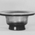 Egypto-Roman. <em>Bowl</em>, 4th century C.E. Glass, 2 3/8 x 4 7/8 in. (6 x 12.4 cm). Brooklyn Museum, Gift of Evangeline Wilbour Blashfield, Theodora Wilbour, and Victor Wilbour honoring the wishes of their mother, Charlotte Beebe Wilbour, as a memorial to their father, Charles Edwin Wilbour, 16.108.8. Creative Commons-BY (Photo: Brooklyn Museum, CUR.16.108.8_negA_bw.jpg)