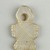 Coptic. <em>Cross Pendant</em>, 7th century C.E. Mother of pearl, 9/16 × 3/16 × 1 1/16 in. (1.5 × 0.4 × 2.7 cm). Brooklyn Museum, Gift of Evangeline Wilbour Blashfield, Theodora Wilbour, and Victor Wilbour honoring the wishes of their mother, Charlotte Beebe Wilbour, as a memorial to their father, Charles Edwin Wilbour, 16.402. Creative Commons-BY (Photo: Brooklyn Museum (in collaboration with Index of Christian Art, Princeton University), CUR.16.402_view1_ICA.jpg)