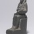 <em>Isis Holding Horus</em>, 664–404 B.C.E. Stone, 5 1/2 x 1 3/8 x 3 in. (14 x 3.5 x 7.6 cm). Brooklyn Museum, Gift of Evangeline Wilbour Blashfield, Theodora Wilbour, and Victor Wilbour honoring the wishes of their mother, Charlotte Beebe Wilbour, as a memorial to their father, Charles Edwin Wilbour, 16.430. Creative Commons-BY (Photo: Brooklyn Museum, CUR.16.430_left.jpg)