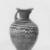 <em>Amphora</em>, 5th century B.C.E. Glass, 2 13/16 x Diam. 1 11/16 in. (7.1 x 4.3 cm). Brooklyn Museum, 19.1. Creative Commons-BY (Photo: , CUR.19.1_NegID_12.12_GRPA_print_cropped_bw.jpg)