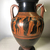 In the manner of Lysippides Painter. <em>Black-Figure Amphora</em>, ca. 530 B.C.E. Clay, slip, Height: 22 1/4 in. (56.5 cm). Brooklyn Museum, Gift of Mr. and Mrs. Paul E. Manheim, 1991.204.2. Creative Commons-BY (Photo: , CUR.1991.204.2_view01.jpg)