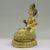 Nepalese. <em>Bodhisattva</em>, ca. 1600. Gilt bronze, Height: 6 3/4 in. (17.1 cm). Brooklyn Museum, Gift of Joseph H. Hazen, 1993.104.10. Creative Commons-BY (Photo: , CUR.1993.104.10_side.jpg)