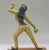 Nepalese. <em>Dakini</em>, ca. 1600. Gilt bronze, 7 x 5 in. (17.8 x 12.7 cm). Brooklyn Museum, Gift of Joseph H. Hazen, 1993.104.11. Creative Commons-BY (Photo: , CUR.1993.104.11_back.jpg)