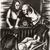 Riva Helfond (American, 1910-2002). <em>Homecoming</em>, 1936/1939. Lithograph on paper, Sheet: 17 13/16 x 12 3/4 in. (45.2 x 32.4 cm). Brooklyn Museum, Purchase gift of The Richard Florsheim Art Fund, 1998.158.2. © artist or artist's estate (Photo: Brooklyn Museum, CUR.1998.158.2_print.jpg)