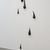 Fred Wilson (American, born 1954). <em>Drips and Drabs</em>, 2009. Blown glass, overall installation dimensions: 155 x 45 x 35 in. (393.7 x 114.3 x 88.9 cm). Brooklyn Museum, Gift of the artist and The Pace Gallery in honor of Arnold Lehman, 2015.23a-j. © artist or artist's estate (Photo: Image courtesy of the artist, CUR.2015.23_Wilson_photograph.jpg)