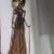 <em>Shadow Play Figure (Wayang golek)</em>. Wood, pigment, cloth, fiber, 9 7/16 × 25 9/16 in. (24 × 65 cm). Brooklyn Museum, Gift of Frederic B. Pratt, 23.251. Creative Commons-BY (Photo: , CUR.23.251_overall.jpg)