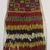 Inca. <em>Bag Tassel</em>, 1400-1532. Cotton, camelid fiber, 15 x 7 in. (38.1 x 17.8 cm). Brooklyn Museum, Gift of George D. Pratt, 30.1183. Creative Commons-BY (Photo: , CUR.30.1183.jpg)