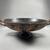 Greek. <em>Black-Figure Kylix</em>, 500-490 B.C.E. Clay, slip, 3 1/8 x Diam. 10 3/8 in. (8 x 26.3 cm). Brooklyn Museum, Frederick Loeser Fund, 33.399. Creative Commons-BY (Photo: Brooklyn Museum, CUR.33.399_view01.jpg)