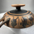 Greek. <em>Black-Figure Kylix</em>, 500-490 B.C.E. Clay, slip, 3 1/8 x Diam. 10 3/8 in. (8 x 26.3 cm). Brooklyn Museum, Frederick Loeser Fund, 33.399. Creative Commons-BY (Photo: Brooklyn Museum, CUR.33.399_view05.jpg)