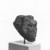 <em>Queen Tiye</em>, ca. 1352-1336 B.C.E. Sandstone, 3 3/4 × 3 × 3 1/2 in., 1.5 lb. (9.5 × 7.6 × 8.9 cm, 0.68kg). Brooklyn Museum, Charles Edwin Wilbour Fund, 33.55. Creative Commons-BY (Photo: , CUR.33.55_NegH2_print_bw.jpg)