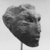 <em>Queen Tiye</em>, ca. 1352-1336 B.C.E. Sandstone, 3 3/4 × 3 × 3 1/2 in., 1.5 lb. (9.5 × 7.6 × 8.9 cm, 0.68kg). Brooklyn Museum, Charles Edwin Wilbour Fund, 33.55. Creative Commons-BY (Photo: , CUR.33.55_NegI_print_bw.jpg)