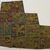 Wari - derived. <em>Mantle, Fragment</em>, 600-1000. Cotton, camelid fiber, 14 3/16 x 15 3/8 in. (36 x 39.1 cm). Brooklyn Museum, George C. Brackett Fund, 34.552. Creative Commons-BY (Photo: , CUR.34.552.jpg)