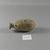 Roman. <em>Alabastron</em>, 1st century B.C.E.-1st century C.E. Glass, 3 3/8 x Diam. 1 1/2 in. (8.6 x 3.8 cm) . Brooklyn Museum, Brooklyn Museum Collection, 34.5579. Creative Commons-BY (Photo: Brooklyn Museum, CUR.34.5579_view2.jpg)