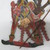 <em>Shadow Play Figure (Wayang kulit)</em>. Leather, pigment, wood, fiber, 10 1/4 × 13 in. (26 × 33 cm). Brooklyn Museum, Brooklyn Museum Collection, 34.63. Creative Commons-BY (Photo: , CUR.34.63_detail2.jpg)