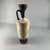 Greek. <em>White-Ground Lekythos</em>, ca. 425 B.C.E. Clay, pigment, 9 5/16 × 2 3/4 × 2 3/4 in. (23.6 × 7 × 7 cm). Brooklyn Museum, Charles Edwin Wilbour Fund, 34.730. Creative Commons-BY (Photo: Brooklyn Museum, CUR.34.730_view07.jpeg)
