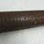 Fijian. <em>Club</em>. Wood, 40 9/16 x 7 1/2 in. (103 x 19 cm). Brooklyn Museum, Gift of Appleton Sturgis, 35.2053. Creative Commons-BY (Photo: , CUR.35.2053_detail01.jpg)