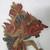 <em>Shadow Play Figure (Wayang kulit)</em>. Leather, pigment, wood, fiber, 20 1/16 × 10 1/4 in. (51 × 26 cm). Brooklyn Museum, Gift of Appleton Sturgis, 35.2113. Creative Commons-BY (Photo: , CUR.35.2113_detail1.jpg)
