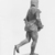 Byzantine. <em>Statuette of Hercules</em>, 3rd century C.E. Bronze, 12 3/16 x 4 15/16 in. (31 x 12.5 cm). Brooklyn Museum, Frank L. Babbott Fund and Henry L. Batterman Fund, 36.161. Creative Commons-BY (Photo: , CUR.36.161_NegB_print_bw.jpg)