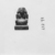 <em>Stamp Seal of Meru the 'Answerer of Horus [the King]'</em>, ca. 1838-1759 B.C.E. Steatite, glaze, 1 9/16 x 7/8 x 13/16 in. (4 x 2.2 x 2 cm). Brooklyn Museum, Charles Edwin Wilbour Fund, 36.837. Creative Commons-BY (Photo: , CUR.36.837_NegE_print_bw.jpg)