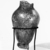 <em>Small Vase</em>. Glass, 1 7/8 x Diam. 1 1/16 in. (4.7 x 2.7 cm). Brooklyn Museum, Charles Edwin Wilbour Fund, 37.1115E. Creative Commons-BY (Photo: Brooklyn Museum, CUR.37.1115E_negA_bw.jpg)