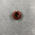<em>Penannular Earring</em>. Red jasper, Diam. 3/16 × 9/16 in. (0.5 × 1.4 cm). Brooklyn Museum, Charles Edwin Wilbour Fund, 37.1961E. Creative Commons-BY (Photo: , CUR.37.1961E_view02.jpg)