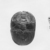 <em>Large Scarab</em>. Stone, 2 3/4 x 1 7/8 x 1 1/16 in. (7 x 4.8 x 2.7 cm). Brooklyn Museum, Charles Edwin Wilbour Fund, 37.1971E. Creative Commons-BY (Photo: , CUR.37.1971E_NegB_print_bw.jpg)