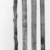 <em>Long Walking Stick</em>. Wood, bronze, Greatest diam. 1 13/16 x 49 5/8 in. (4.6 x 126 cm). Brooklyn Museum, Charles Edwin Wilbour Fund, 37.1832E. Creative Commons-BY (Photo: , CUR.37.277E_37.1833E_37.278E_37.1832E_NegID_37.277E GRPA_print_bw.jpg)