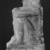 <em>Temple Block Statue of a Prince</em>, ca. 874-850 B.C.E. Limestone, 13 15/16 x 7 5/16 x 8 3/4 in. (35.4 x 18.5 x 22.2 cm). Brooklyn Museum, Charles Edwin Wilbour Fund, 37.595E. Creative Commons-BY (Photo: , CUR.37.595E_NegG_print_bw.jpg)