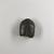 <em>Heart Scarab</em>, ca. 1539-712 B.C.E. Stone, 3/4 × 1 1/4 × 1 7/16 in. (1.9 × 3.1 × 3.7 cm). Brooklyn Museum, Charles Edwin Wilbour Fund, 37.869E. Creative Commons-BY (Photo: , CUR.37.869E_view01.jpg)
