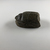 <em>Heart Scarab</em>, ca. 1539-712 B.C.E. Stone, 3/4 × 1 1/4 × 1 7/16 in. (1.9 × 3.1 × 3.7 cm). Brooklyn Museum, Charles Edwin Wilbour Fund, 37.869E. Creative Commons-BY (Photo: , CUR.37.869E_view05.jpg)