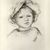 Pierre-Auguste Renoir (French, 1841-1919). <em>Child's Head (Tête d'enfant)</em>, ca. 1893. Lithograph on China paper, 11 1/8 x 9 1/8 in. (28.2 x 23.2 cm). Brooklyn Museum, Charles Stewart Smith Memorial Fund, 38.370 (Photo: Brooklyn Museum, CUR.38.370.jpg)