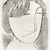 Karl Schmidt-Rottluff (German, 1884-1976). <em>Female Head (Weiblicher Kopf)</em>, 1914. Lithograph on laid paper, Image: 10 13/16 x 7 1/2 in. (27.5 x 19.1 cm). Brooklyn Museum, By exchange, 38.564. © artist or artist's estate (Photo: Brooklyn Museum, CUR.38.564.jpg)