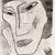 Karl Schmidt-Rottluff (German, 1884-1976). <em>Female Head (Weiblicher Kopf)</em>, 1914. Lithograph on laid paper, Image: 10 13/16 x 7 1/2 in. (27.5 x 19.1 cm). Brooklyn Museum, By exchange, 38.565. © artist or artist's estate (Photo: Brooklyn Museum, CUR.38.565.jpg)