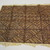 Samoan. <em>Tapa (Siapo tasina)</em>, late 19th-mid 20th century. Barkcloth, pigment, 61 1/4 × 46 7/8 in. (155.5 × 119 cm). Brooklyn Museum, Anonymous gift in memory of Dr. Harlow Brooks, 43.201.105. Creative Commons-BY (Photo: , CUR.43.201.105_view01.jpg)