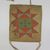 Nez Perce. <em>Twined Rectangular Bag with 'false embroidery'</em>. Indian Hemp, corn husk, wool, hide, 9 5/8 x 8 1/4 in.  (24.5 x 21 cm). Brooklyn Museum, Anonymous gift in memory of Dr. Harlow Brooks, 43.201.110. Creative Commons-BY (Photo: , CUR.43.201.110_view01.jpg)