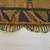 Samoan. <em>Tapa (Siapo mamanu)</em>, late 19th-mid 20th century. Barkcloth, pigment, 52 3/8 x 62 5/8 in. (133 x 159 cm). Brooklyn Museum, Gift of Serge A. Korff, 43.218.1. Creative Commons-BY (Photo: , CUR.43.218.1_detail04.jpg)