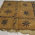 Samoan. <em>Tapa (Siapo mamanu)</em>, late 19th-mid 20th century. Barkcloth, pigment, 52 3/8 x 62 5/8 in. (133 x 159 cm). Brooklyn Museum, Gift of Serge A. Korff, 43.218.1. Creative Commons-BY (Photo: , CUR.43.218.1_overall.jpg)