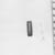 <em>Slightly Barrel-shaped Cylinder</em>. Faience, 15/16 x 5/16 in. (2.4 x 0.8 cm). Brooklyn Museum, Charles Edwin Wilbour Fund, 44.123.173. Creative Commons-BY (Photo: , CUR.44.123.173_NegB_print_bw.jpg)