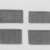 Egyptian. <em>Cylinder Seal</em>. Steatite, glaze, 11/16 x Diam. 3/16 in. (1.8 x 0.5 cm). Brooklyn Museum, Charles Edwin Wilbour Fund, 44.123.81. Creative Commons-BY (Photo: , CUR.44.123.78_44.123.81_44.123.37_44.123.71_NegID_44.123.81GRPA_print_bw.jpg)